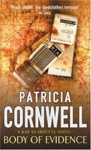 Patricia-Cornwell-Corps-de-Evidence-Tout-Neuf-Livraison-Gratuite-Ru