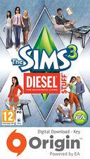 Los Sims 3 Diesel Stuff Pack de PC y Mac Origin Clave