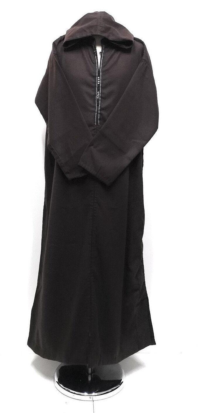 Men Mgoldccan  winter wool hooded long sleeves thobe Djelleba size 52,54,56-New