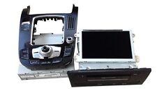 AUDI Multimedia NAVI MMI 3G PLUS SET A4 A5 Q5 HDD SD SIM DVD google Maps 2012-16