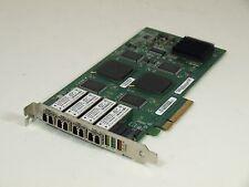 QLogic QLE2464 Quad Port Fibre Channel PCIe Host Bus Adapter PX2610401-02 B