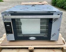 Cadco Xaft 04fs Ld Backerflux Full Size 4 Shelf 220v Led Panel Convection Oven