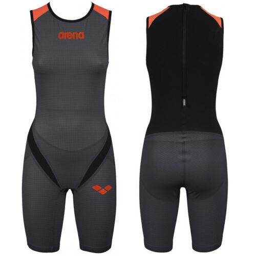 Arena powerskin zipped trisuit Carbon pro triathlon suit maillot de bain laufanzug NEUF