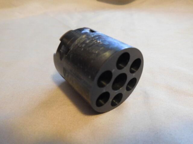EMF/ASM 1851 Navy  36 Cal  Black Powder Cylinder(1985)