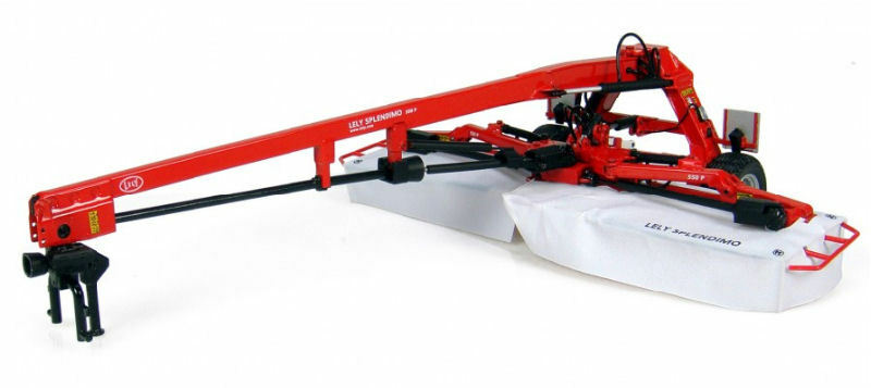 Lely Splendimo 550P Trailed Mower 1 32 Model 4104 UNIVERSAL HOBBIES