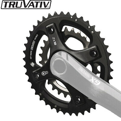 SRAM//Truvativ X0 X9 28T 80mm Chainring Use with 42T