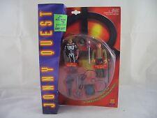 Jonny Quest Action Figure Set Evil Ezekial Rage and Jungle Commando Dr Quest