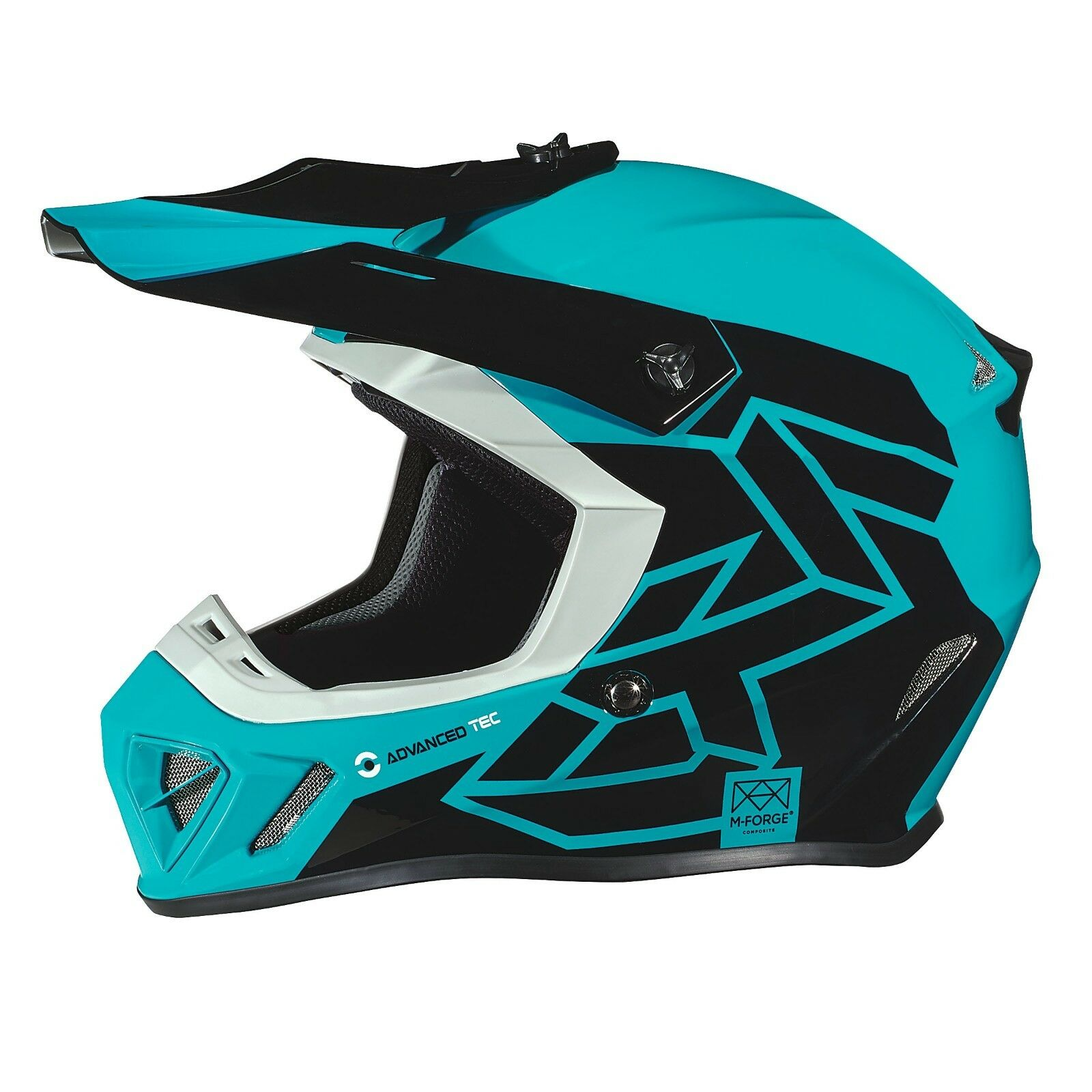 2019 SKI-DOO XP-X ADVANCED TEC HELMET 4485610674 MEDIUM M TEAL   high quality