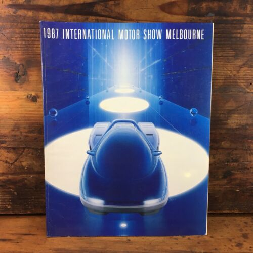 1997 MELBOURNE INTERNATIONAL MOTOR SHOW OFFICIAL PROGRAMME