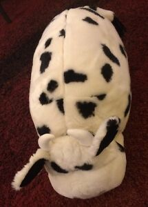 "carlton cards rare fat cow plush 18""  ebay"