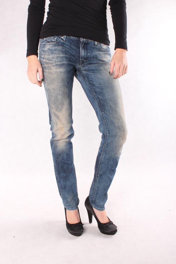 REPLAY WX689 575 453 010 LUZ Damen Jeans Skinny Schnitt