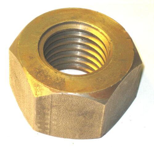 "1-1//2/"" 5 RH Right Hand Acme tap thread STEEL Nut Buffer Belt sander machine"