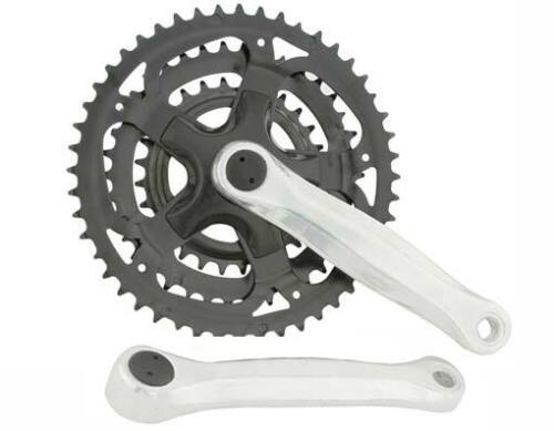 Alloy Chainwheel Set 48//38//28T bike chainring  bicycle parts 143630