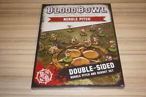 Warhammer-Fantasy-Blood-Bowl-Nurgle-Pitch-New-amp-Sealed