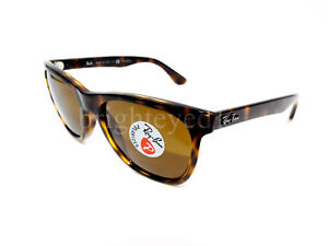 6dd8058f34 Image is loading Authentic-RAY-BAN-Polarized-Tortoise-Sunglasses-RB4184-710-