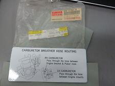 NOS Yamaha Warning Label 1995-1996 VMAX500 1995 VX600 8AB-77768-10
