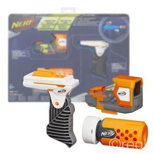 Nerf Modulus Stealth Ops Upgrade Kit - Orange Grey White