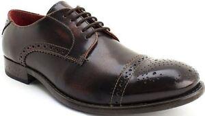 claires cuir Base ville Campbell formelles London en Chaussures brogues brunes de p1w8vxH1q