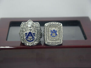 2-Pcs-set-2010-2013-Auburn-Tigers-Championship-Ring