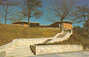 San Marcos College >> Details About Tx San Marcos Southwest Texas State College President S Home Chrome Postcard