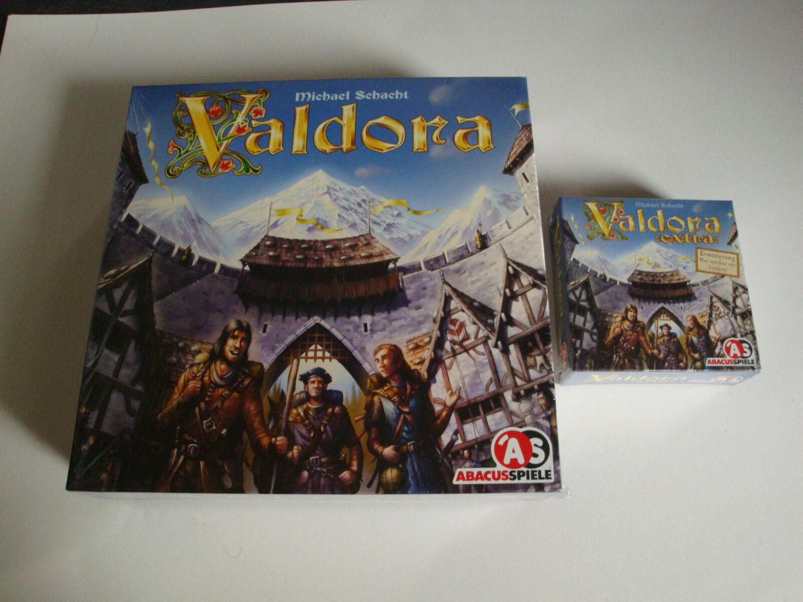 Valdora + Valdora extra (Erweiterung)
