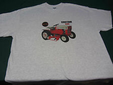 SEARS CUSTOM 10XL Garden Tractor tee shirt