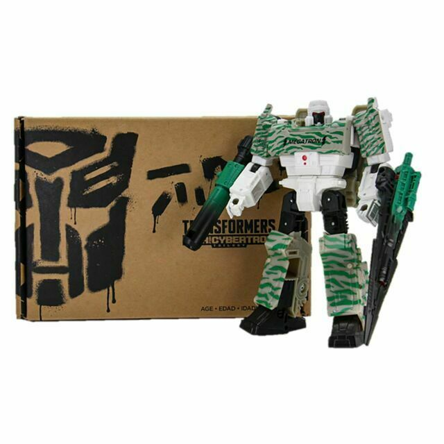Transformers GENERATIONS SELECTS G2 IN STOCK GENERATION 2 MEGATRON