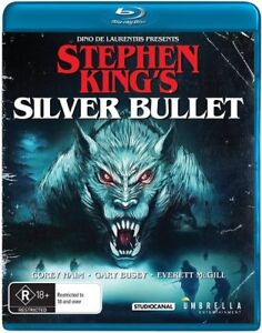 Stephen-King-039-s-Silver-Bullet-New-Blu-ray-Australia-Import