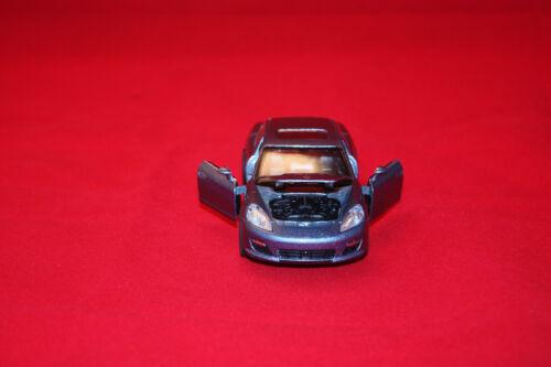 Modellauto// Porsche Panamera GTS in Silber// Top Mark// Die Cast Collection// OVP