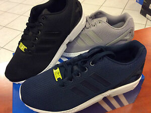 Image is loading Men-Adidas-ZX-Flux-Article-m19838-m19840-m19841