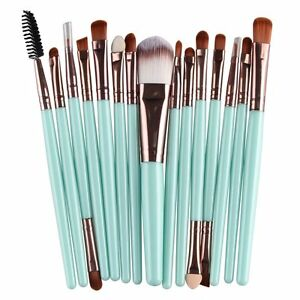 Proper-15Pcs-Makeup-Set-Powder-Foundation-Concealer-Eyebrow-Cosmetic-Brush