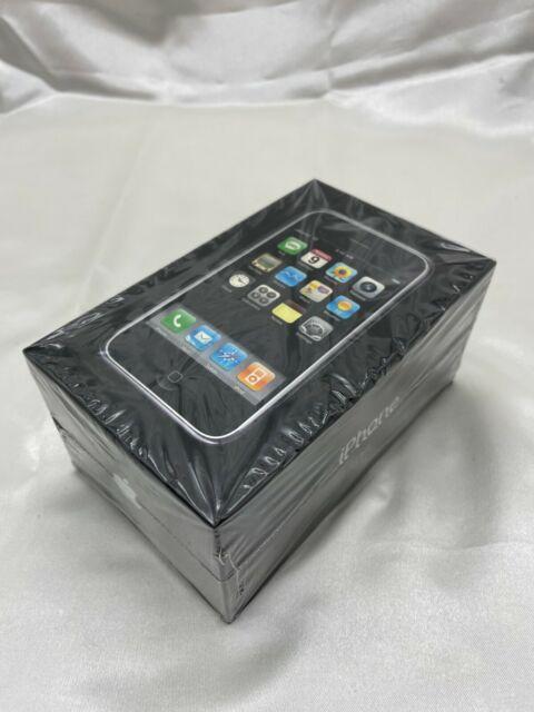 Apple iPhone 1st Generation 2G 8GB AT&T Model A1203 - NEAR MINT RARE iOS 1.0