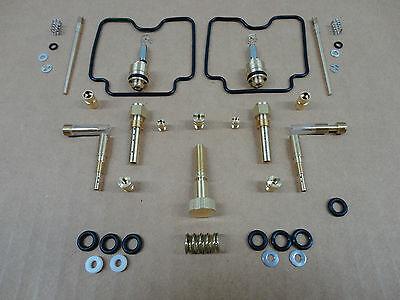 Carburetor Carb Rebuild Repair Kit For YAMAHA RAPTOR 660 YFM660R 2001-2005 ATV