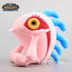New-WOW-World-of-Warcraft-Pink-Murloc-Plush-Toy-Stuffed-Soft-Doll-8-039-039-Xmas-Gift