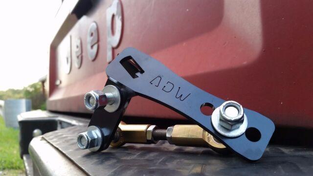 Jeep Cherokee XJ MJ Transfer Case Shift Linkage replacement kit