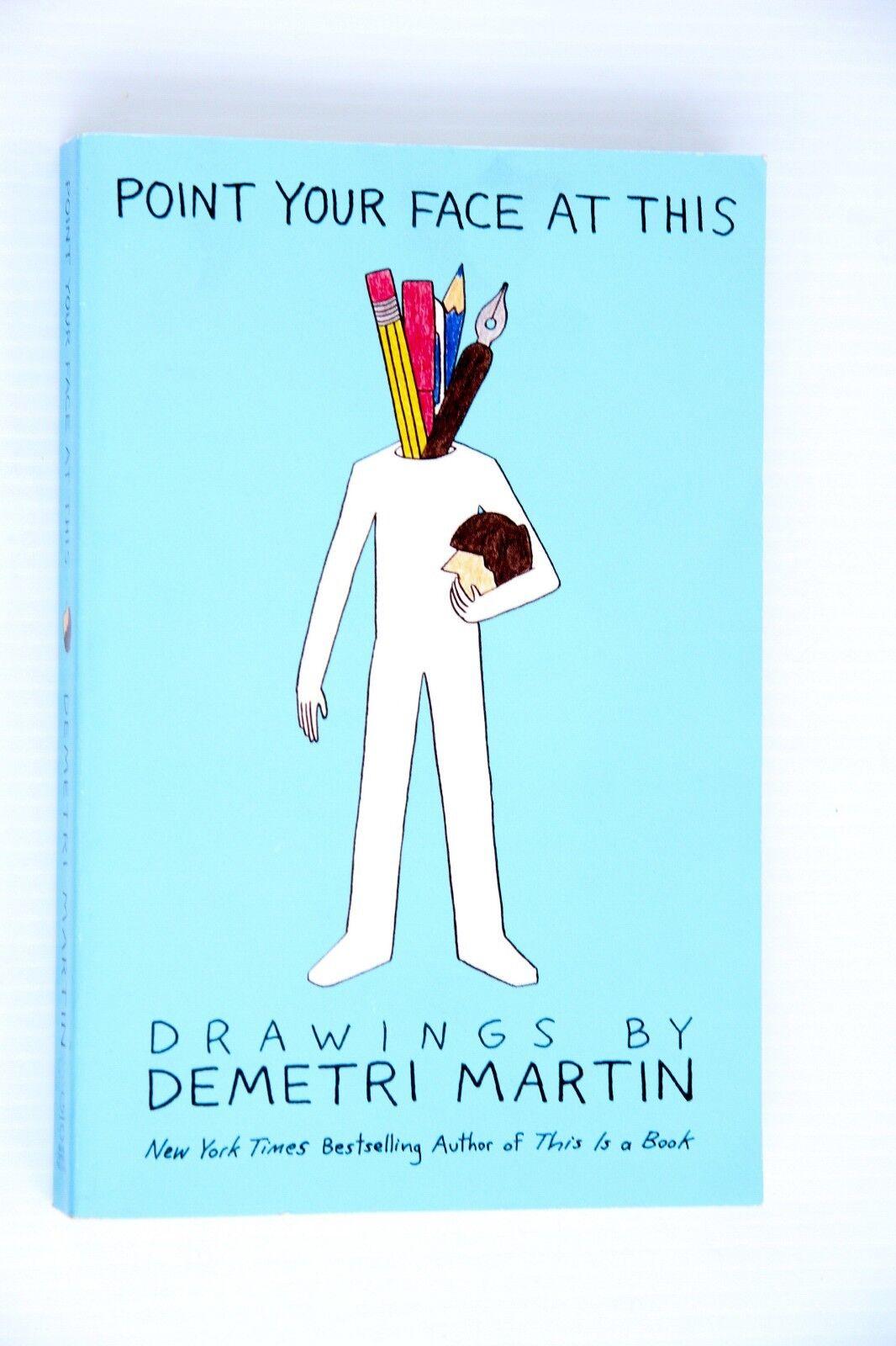 Demetri Martin This Is A Book Pdf