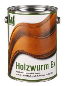 Holzwurm Ex Holzwurmtod Insektenbekampfung Und Schutz 0 75 2 50