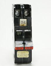 Fpe Federal Pacific Stab Lok Nc Nc250 50 Amp 2 Pole 50a 2p Circuit Breaker Thin