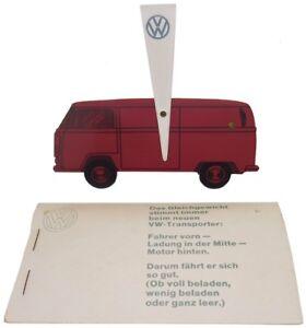 VW-Bus-T2-Briefwaage-1968-original-VW