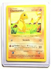 PL Base Set Pokemon 46//102 Common Shadowless 2x Charmander