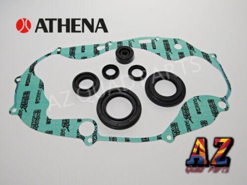 ATHENA Yamaha Banshee 350 Fiber Clutch Cover Gasket & Bottom End Oil Seal Kit