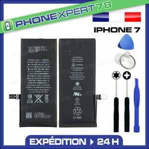 BATTERIE INTERNE COMPATIBLE POUR IPHONE 7 NEUVE + OUTILS + PENTALOBE