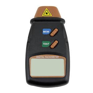 Digital-Laser-Tachometer-Meter-Non-Contact-Motor-Lathe-Speed-Gauge
