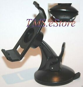 Cradle Holder Charger Clip Mount /& Suction Cup Mount for Garmin Nuvi 350 360 GPS
