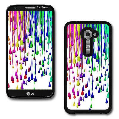Design Hard Phone Cover Case Protector For LG G2 VS980 Verizon #2396