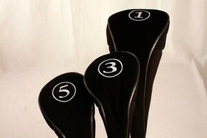 NEW-BLACK-LONG-DRIVER-1-3-5-FAIRWAY-WOOD-GOLF-CLUB-HEADCOVER-SET-HEAD-COVER