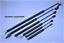 2x original vego amortiguador la presión del gas resorte capó hyundai 811613z000