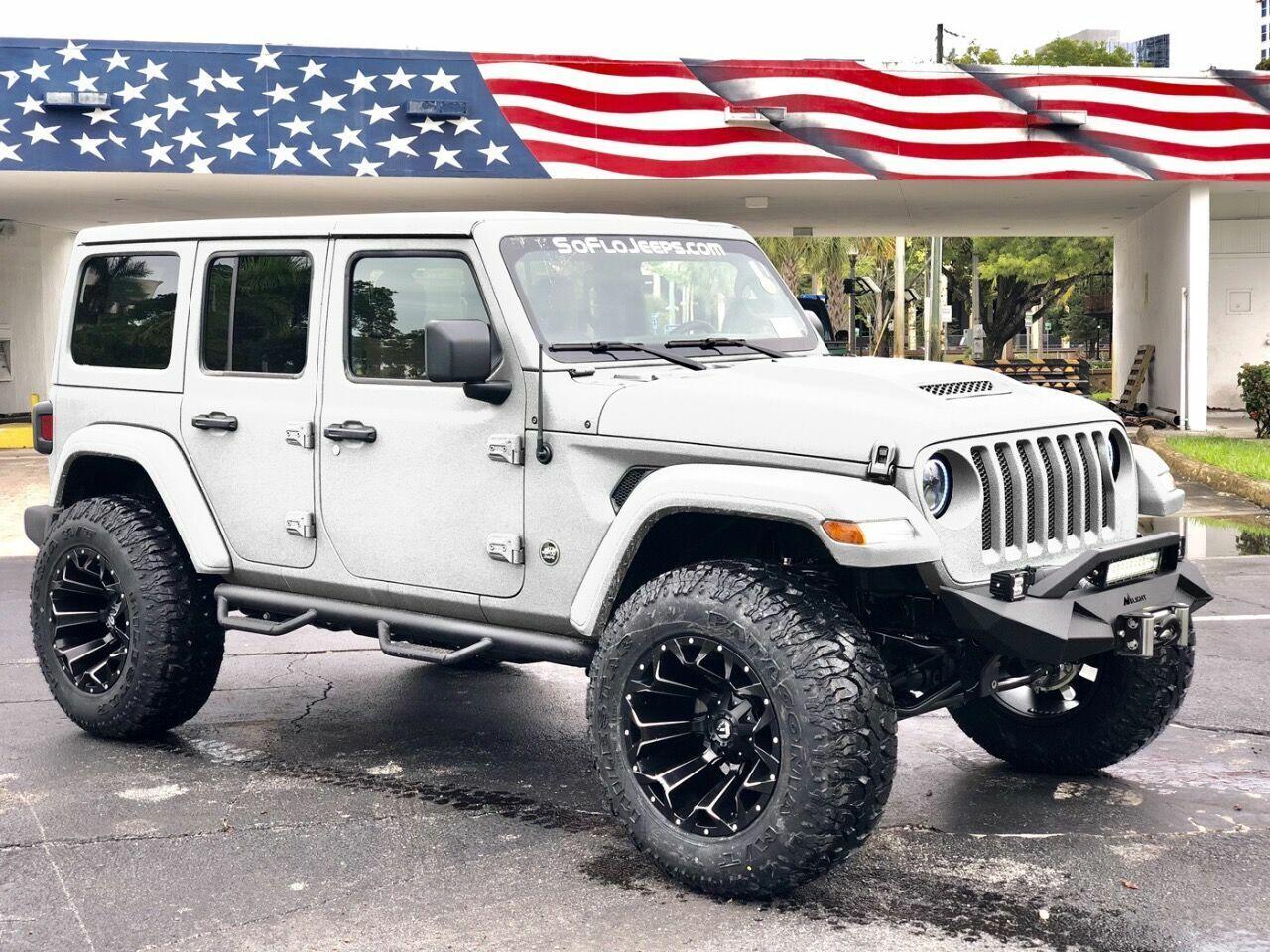 2020 Jeep Wrangler Altitude 4x4 4dr SUV