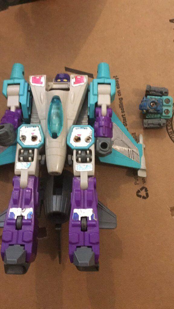 G1 Dreadwind w energia master dreadwing transformers