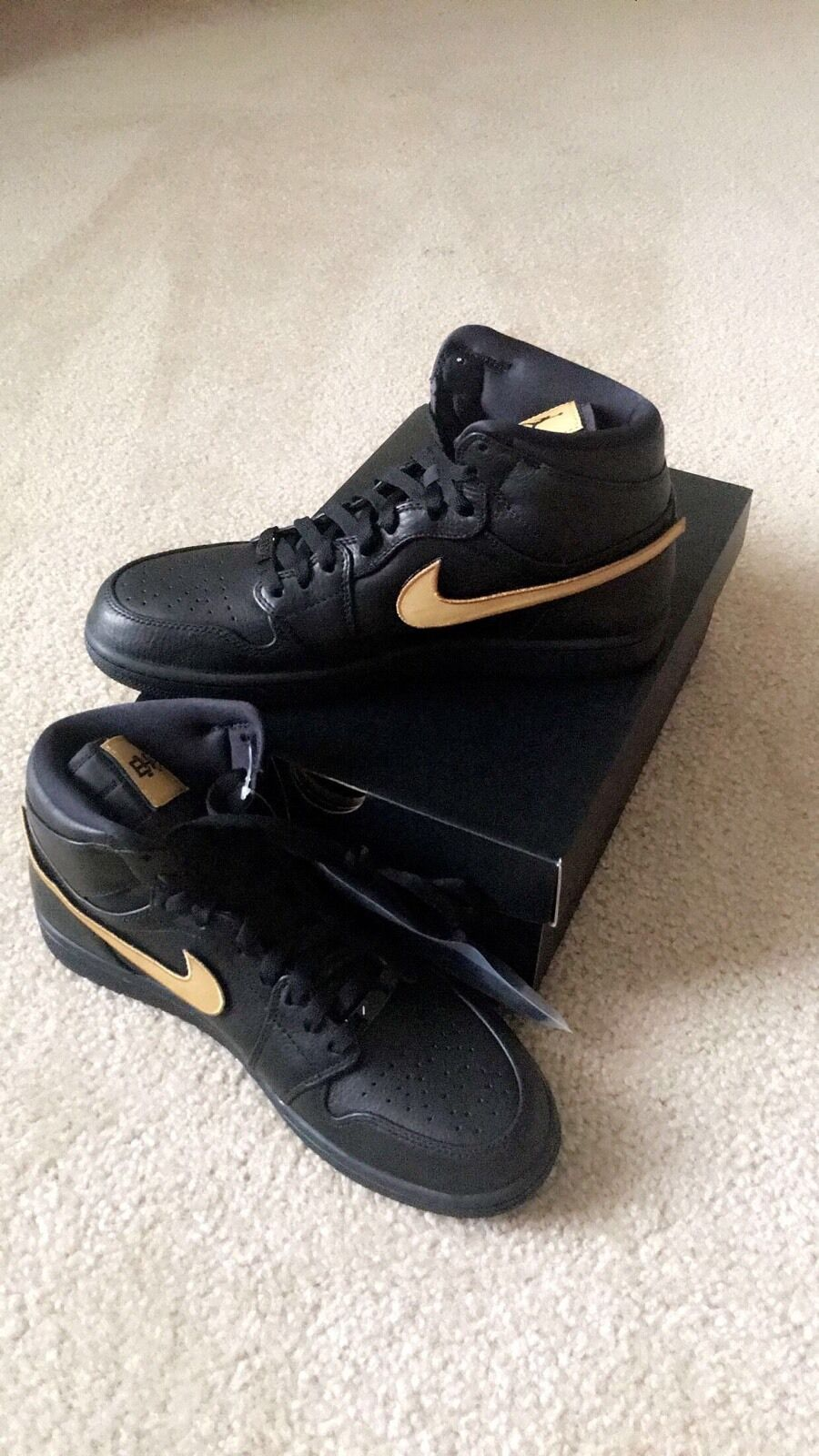 Air Jordan 1 Retro High BHM Black History Month - MEN 11.5- EXCLUSIVE The most popular shoes for men and women